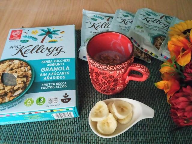 W. K. Kellogg i cereali vegani senza zuccheri aggiunti