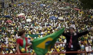 Manifestações acontecem em 14 estados e Distrito Federal