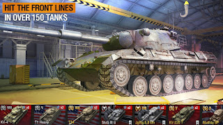 World of Tanks Blitz v 2.3.0.139 Apk