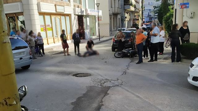Τραυματίας από τροχαίο στο Άργος μεταφέρθηκε σε σοβαρή κατάσταση σε νοσοκομείο της Αθήνας