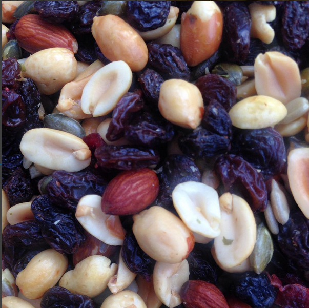 Vegan Road Trip Essential: Trail Mix