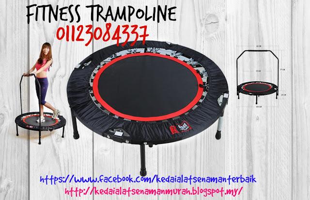 trampoline murah