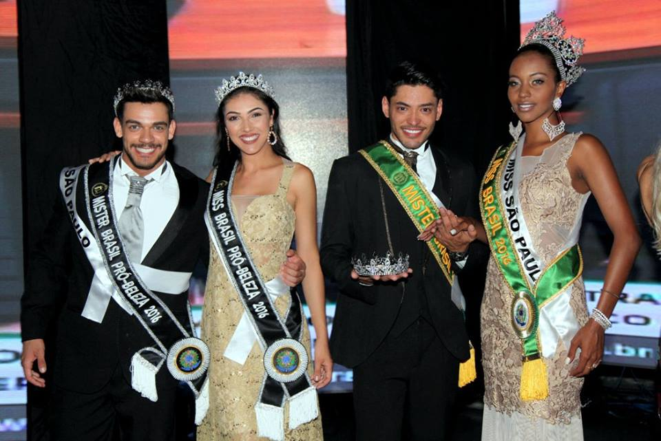 Caique Aguiar, Nayara Uritan, Willian Herculano e Mayrane Barbosa - Foto: Salani Antônio
