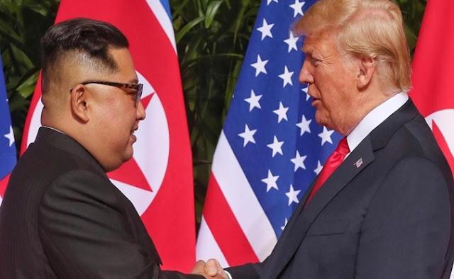 Trump, Corea, amistad, paz