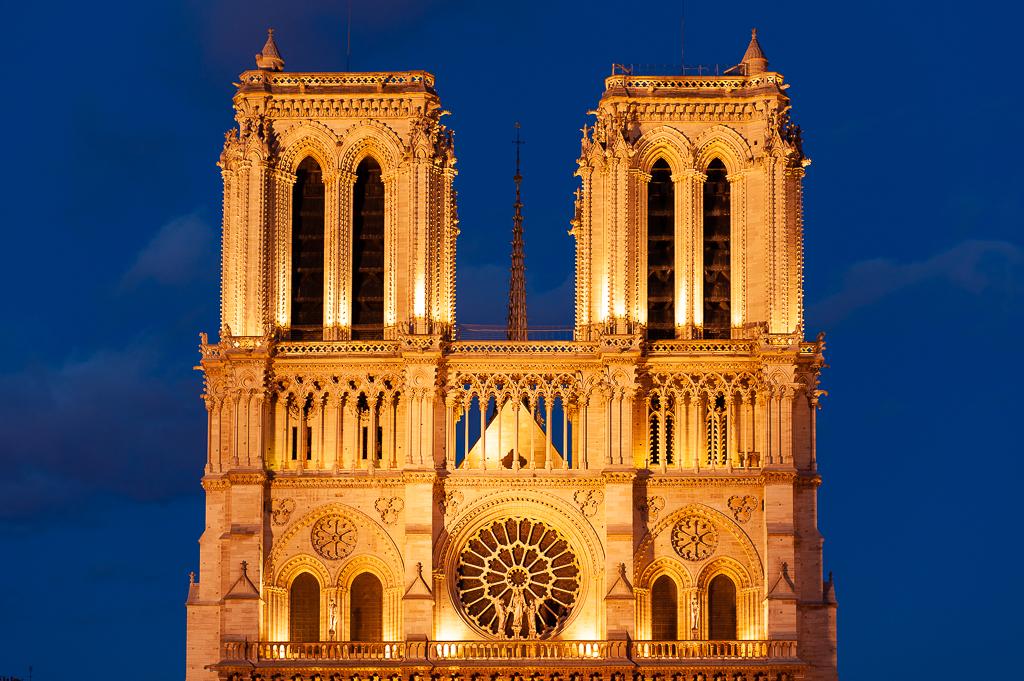 a photo of notre dame de paris cathedral daniel south photography