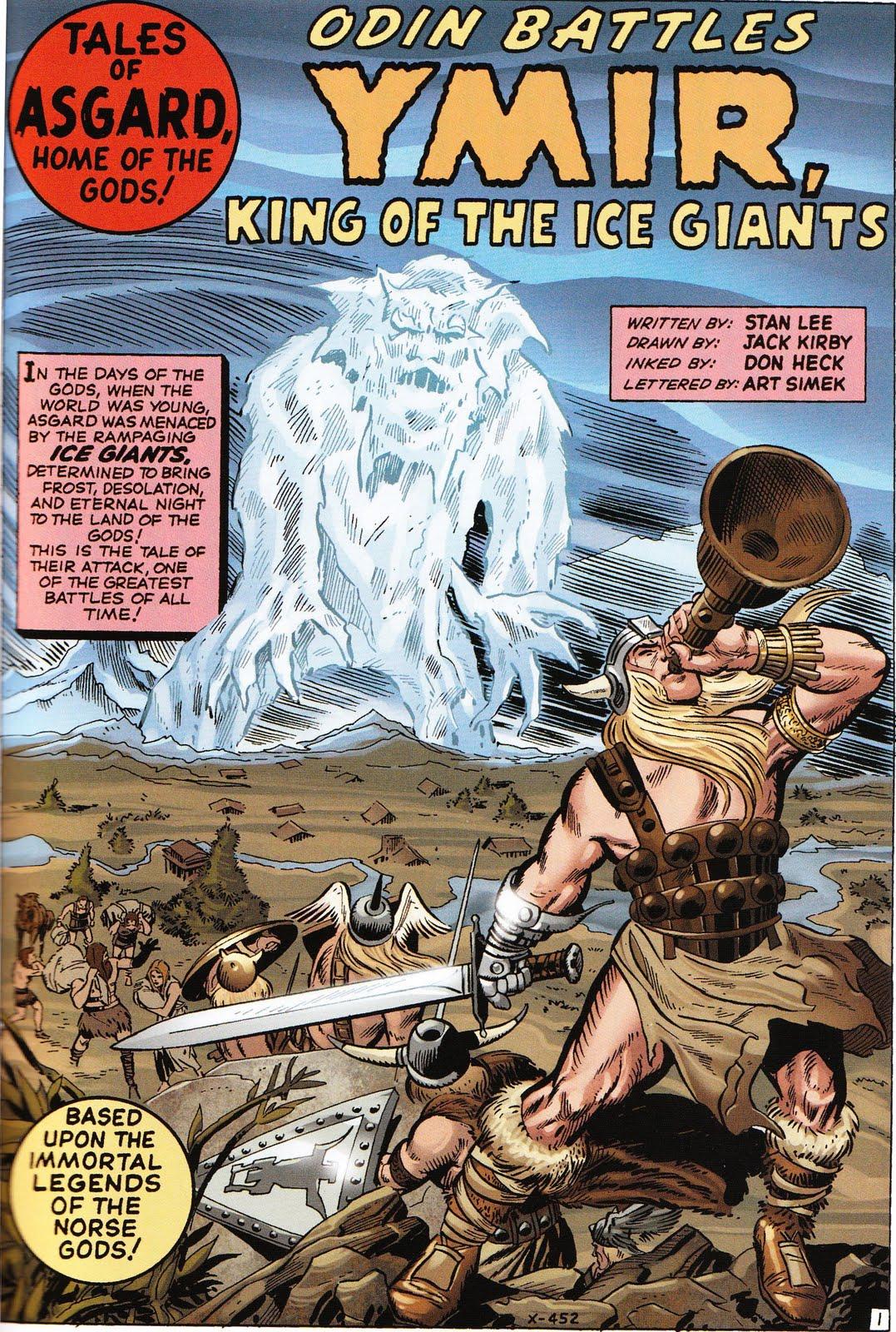 Tales Of Asgard