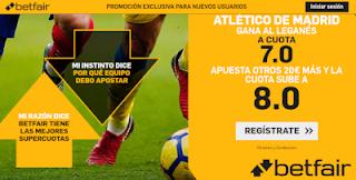 betfair supercuota Atletico gana a Leganes 25 agosto 2019