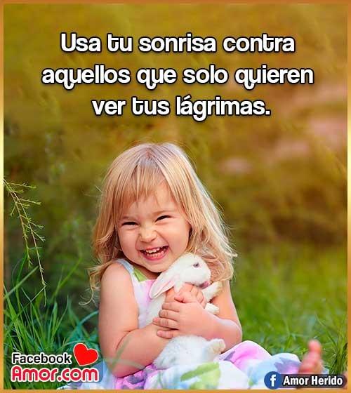 frases felicidad sonrisa