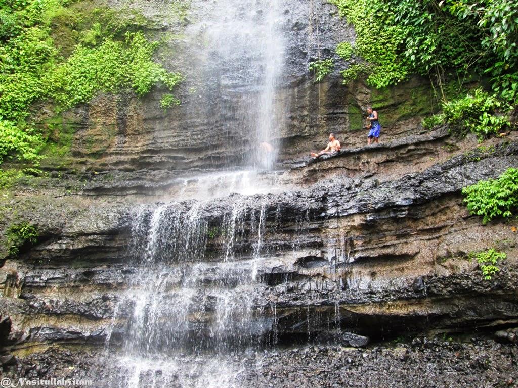 Inilah keindahan Air Terjun Jurang Nganten, Tanjung, Jepara