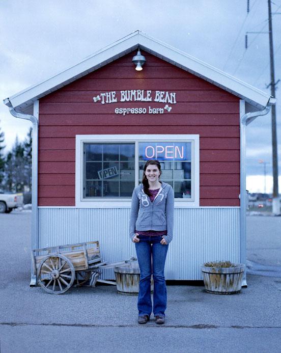 ZachAttack!: Montana Coffee Huts