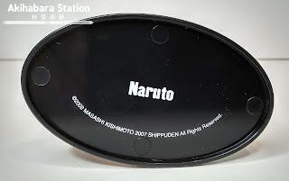 """Review de las figuras de """"Naruto Shippuden"""" (—ナルト—) de Altaya."""