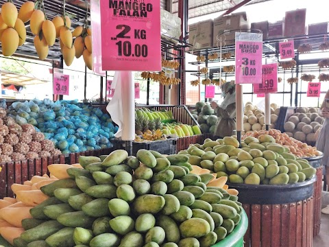 Beli Buah Pada Harga Borong Di MBG Fruits Hub Selayang