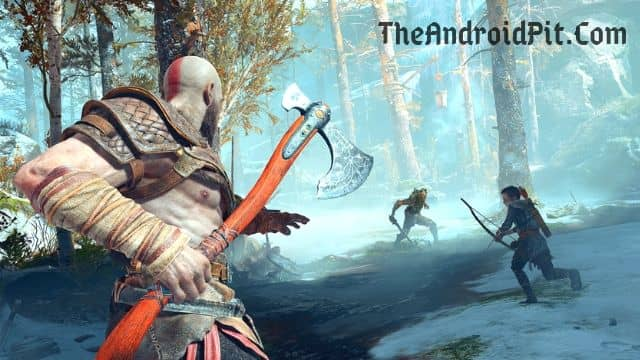 God of War 4 Game Free Download for Android