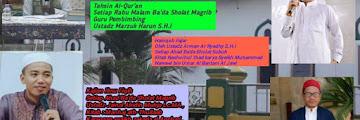 Hadirilah Pengajian Umum Majelis Ilmu di Masjid Al Muharram Ladang Tarakan