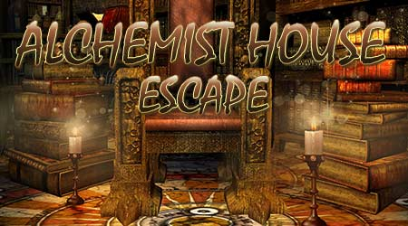 365Escape Alchemist House