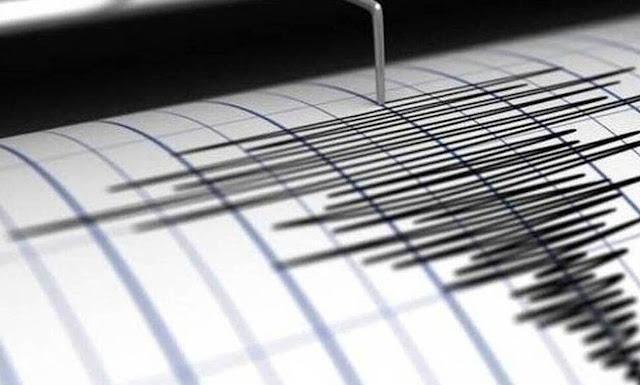Σεισμός στη Μεσσηνία τη νύχτα 3,7 Ρίχτερ