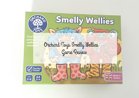 Orchard Toys Smelly Wellies Review