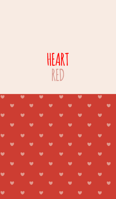 RED 1 (HEART)
