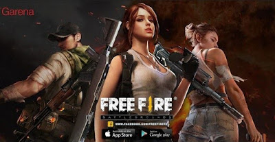 Tips Menang Bermain Game Free Fire Battleground