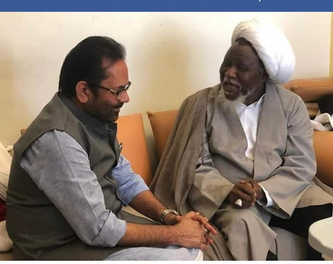 BREAKING NEWS: Sheikh Zakzaky Is On His Way Back To Nigeria ......