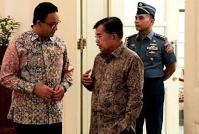 King Maker, JK Bisa Merugikan dan Mengurangi Kans Anies jadi Presiden