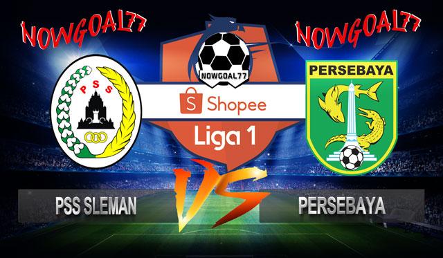 Prediksi PSS Sleman VS Persebaya 13 Juli 2019