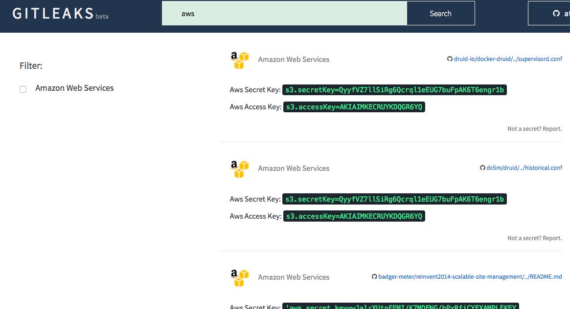 Atucom: Enumerate Leaked AWS API Key Access