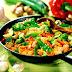 Receita: Arroz com legumes