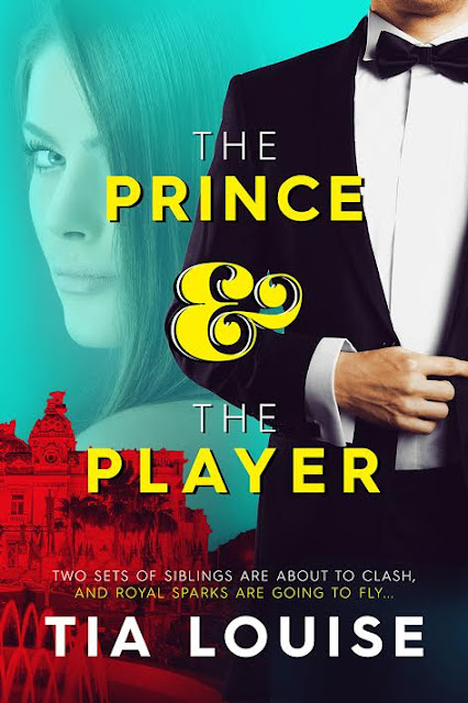 Cover Reveal --> The Prince & The Player by Tia Louise
