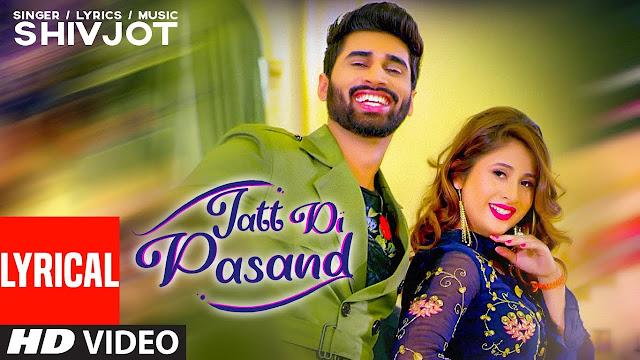 Jatt Di Pasand Lyrics