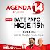 Hélio convida você para bate papo em Xucuru, na noite desta quinta-feira (29)