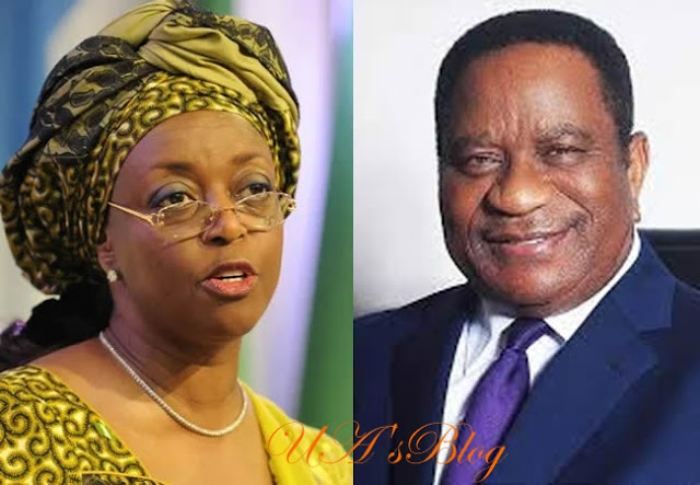 How I Met And Fell In Love With Diezani Alison Madueke - Husband Opens Up