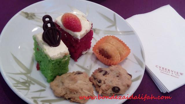 Biskut Raya & Cake