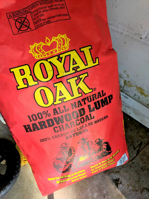 Royal Oak All Natural Hardwood Lump Charcoal | Taste As You Go