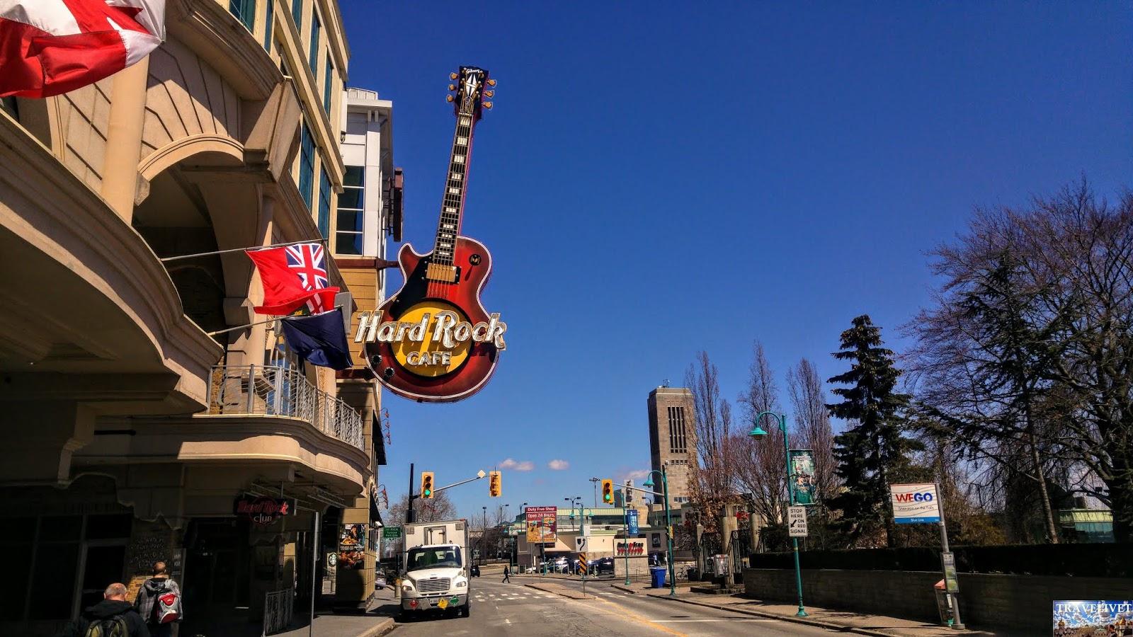 Canada Hard Rock Cafe Niagara Falls