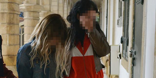 Two female students arrested for shoplifting at Erülkü Supermarket