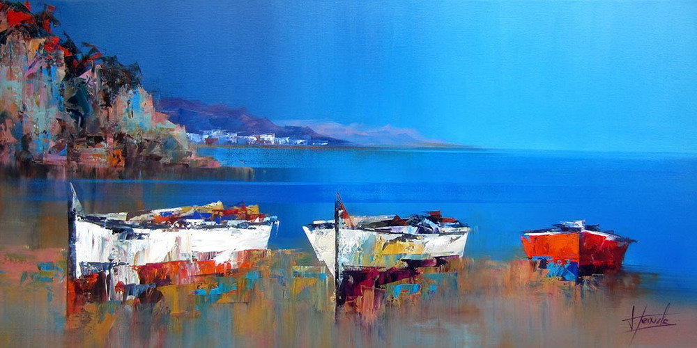 Pintura moderna y fotograf a art stica modernos cuadros - Como pintar un cuadro moderno ...