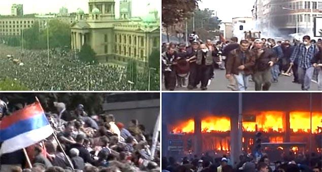#Пети #Октобар #Издаја #Србија #НАТО #Косово #Метохија #ЦИА #ОТПОР