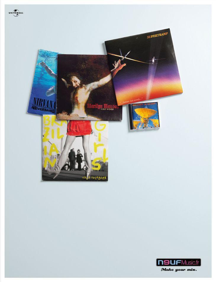 Clever Music Art - Nirvana