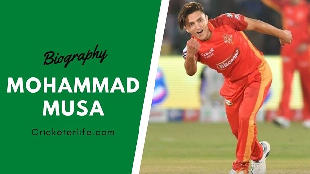 Muhammad Musa biography, age, Height, wife, family, etc.