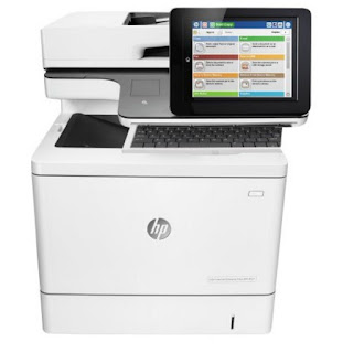 HP Color LaserJet Enterprise Flow MFP M577z Drivers