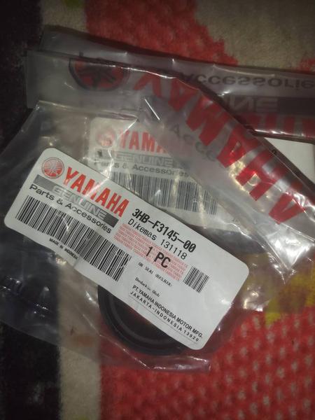 Persamaan Seal Shock Depan Nmax 155, Bisa Pakai Punya RX-King