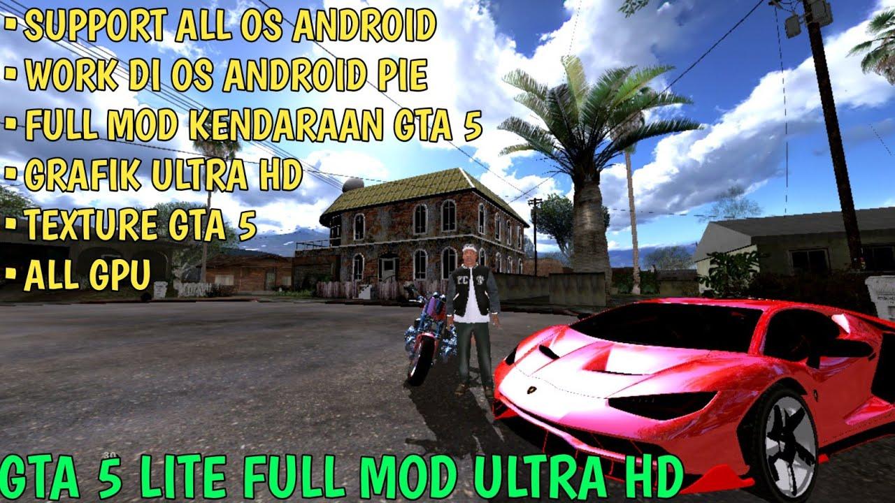 Download gta Sa lite full mod gta 5 realistic hd support all