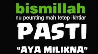 Kata Kata Mutiara Lucu Bahasa Sunda Buat Status Facebook (FB)