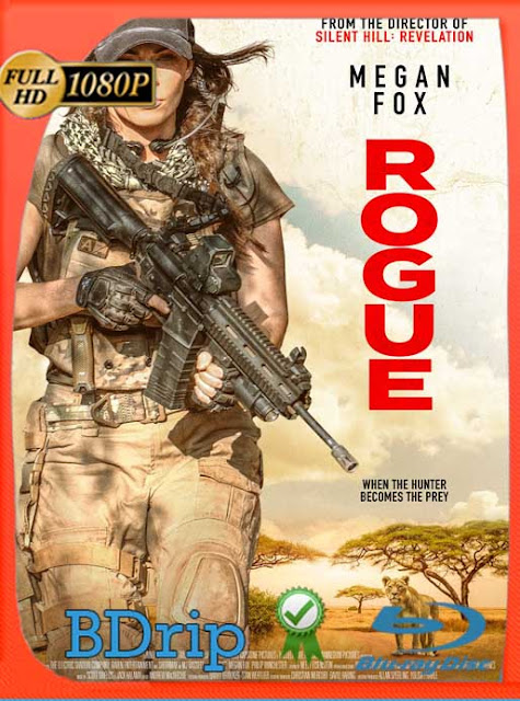 Rogue (2020) BDRIP 1080p Latino [GoogleDrive] SilvestreHD