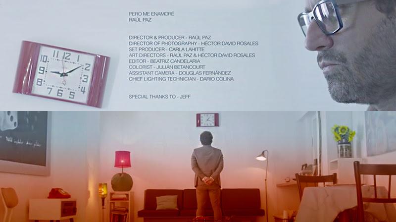 Raúl Paz - ¨Pero me enamoré¨ - Videoclip - Director: Raúl Paz. Portal Del Vídeo Clip Cubano