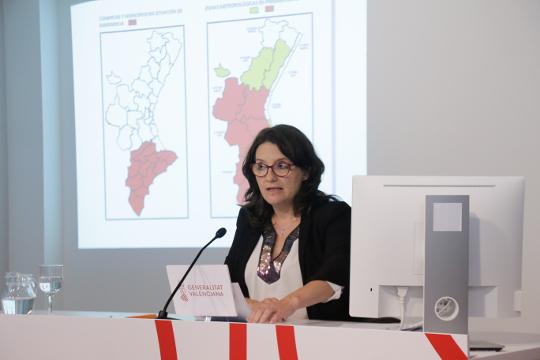 El Consell expresa su apoyo a las personas afectadas por el episodio de lluvias intensas en la Comunitat Valenciana