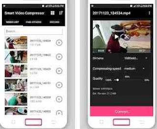 Aplikasi Kompres Video