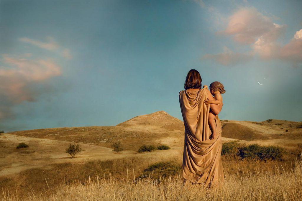 Agar – Uma Mãe Humilhada