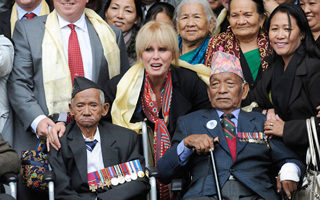 The Gurkhas or Gorkha victoria cross